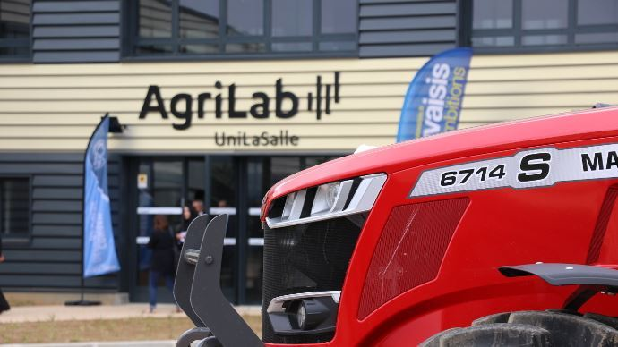 Rendez-vous jeudi 29 novembre à AgriLab pour une journée AgTech. (©TNC)