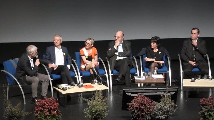 Jacques Carles, cofondateur du think tank Agriculture Stratégies, a livré une autre vision de la réforme de la Pac, en cours de négociation. (©TNC)