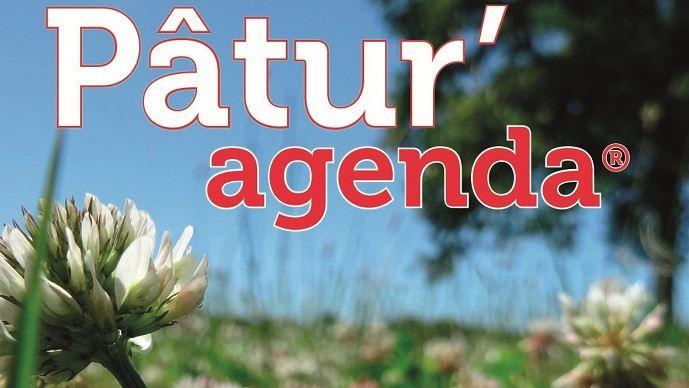 Le Pâtur'agenda est un outil qui ne quitte jamais les poches de certains éleveurs pâtureurs! (©Civam)