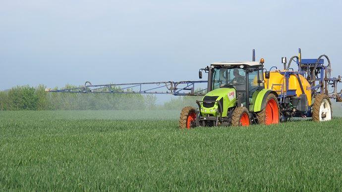 Pour Alexandre Fauvaux, le mélange variétal constitue le point le plus important dans la gestion du risque maladies pour les céréales. (©TNC)