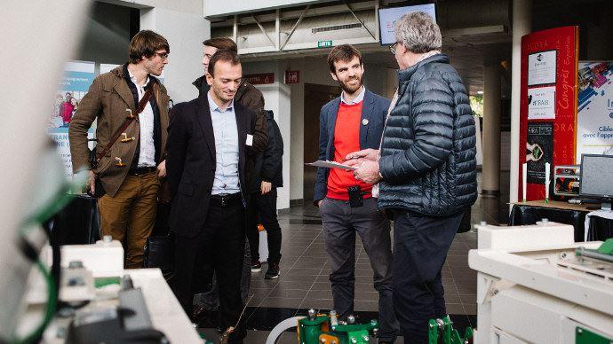 Robots agricoles, la prochaine étape est la création de réseaux de distribution (©Tien Tran)