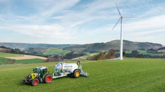 Les tonnes à lisier Modulo Avantage affichent un prix de 34990€ H.T. (hors bras de pompage) pour un équipement digne du haut de gamme. (©Joskin)