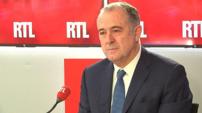 Didier Guillaume a annoncé la tenue d'une réunion sur les négociations commerciales de l'alimentation, mercredi avec Bruno Le Maire. (©RTL)
