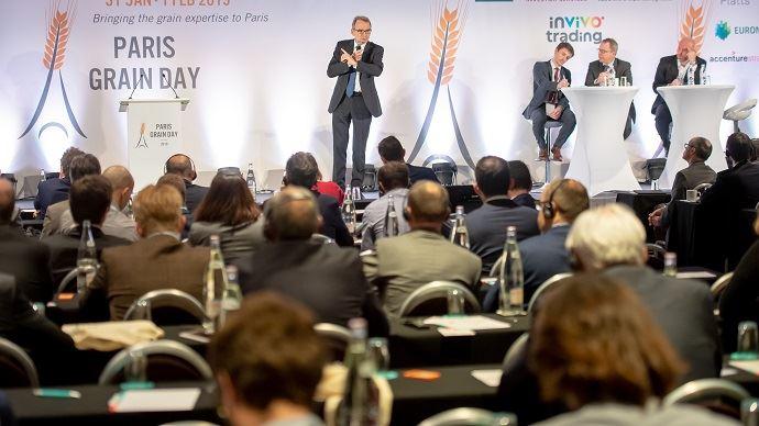 Lors du Paris Grain Day 2019, des experts internationaux sont venus présenter l'état de plusieurs