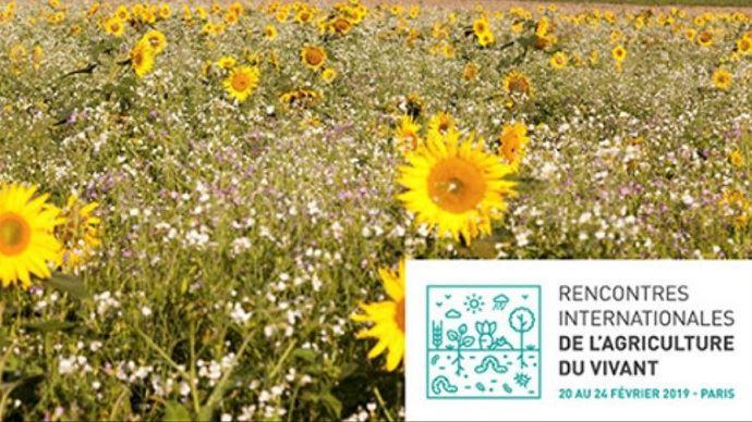 Toutes les conférences des Rencontres internationales de l'agriculture du vivant se dérouleront à la Cité universitaire de Paris du 20 au 23 février et la conférence de clôture aura lieu au Sima le 24 février. (©RIAV)