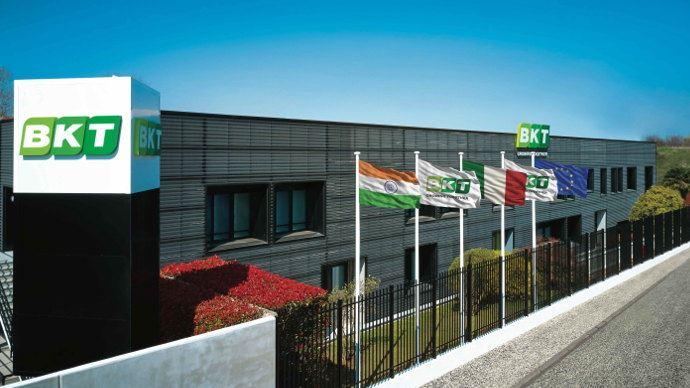 Le siège Europe de BKT en Italie s'agrandit. (©BKT)