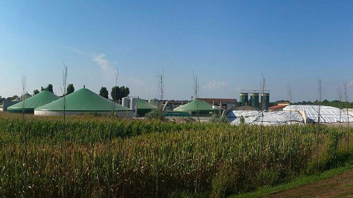 Comptant actuellement 400 unités de méthanisation agricole en fonctionnement, la France souhaite parvenir à1000 installations d'ici 2020. (©Pixabay)
