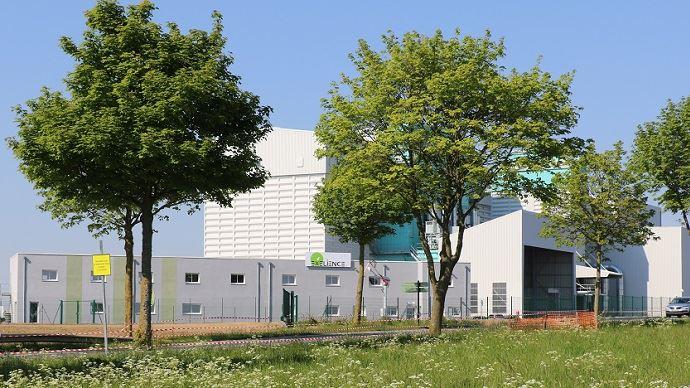 Le 15 mai dernier, Exélience inaugurait sa nouvelle station de semences à Avesnes-lès-Bapaume, d'une capacité de production de 45000 tonnes/an. (©TNC)