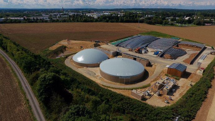 La BEI et Rgreen Invest financent des projets de développement des énergies renouvelables. (©Pierre-Henri Roland)