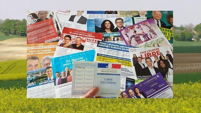 Les députés européens choisis lors des élections européennes 2019 auront un rôle important à jouer pour le prochain budget européen (dont celui de la politique agricole commune) et pour la future réforme de la Pac. (©TNC)