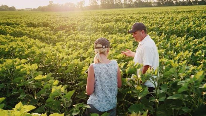 Parfois,«s'engager dans le secteur agricolerelève du défi professionnel comme d'un véritable choix de vie», souligne lacoopérative Dire le travail.(©Stock Media Production, Fotolia)
