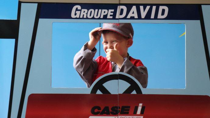 Le concessionnaire David forme ses techniciens de maintenance en partenariat avec l'Afpa. (©Groupe David)