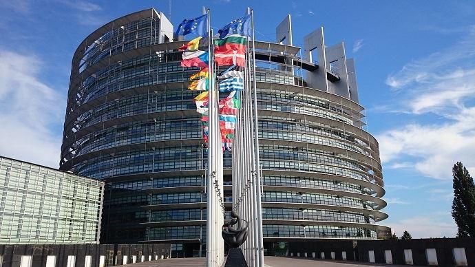 Le parlement européen, ici à Strasbourg, se réunira en séance plénière début juillet 2019 pour la constitution, entre autres, de la commission agriculture. (©Pixabay)
