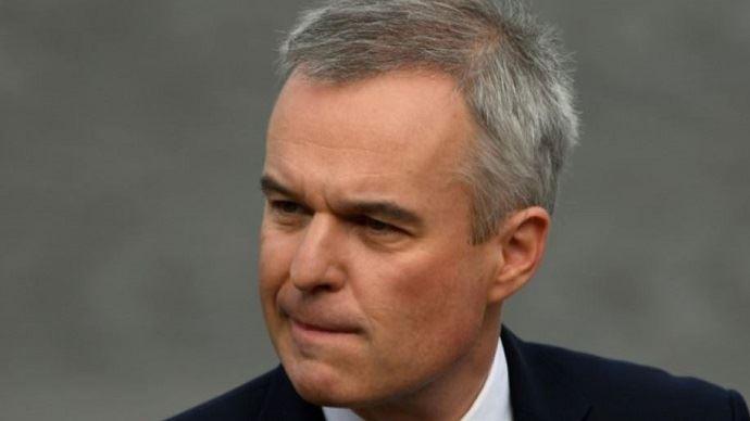 Le ministre de la transition écologique a présenté sa démission au Premier ministre ce mardi matin. (©Lionel Bonaventure/AFP)