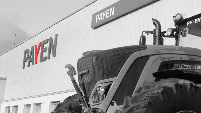 Les concessionnaire Payen du groupe Agco cède deux bases à Ghestem Agri. (©Payen)