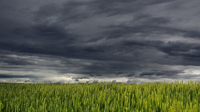 Le risque climatique est considéré comme un risque moyen à élevé en termes de fréquences mais aussi d'impacts.(©Pixabay)