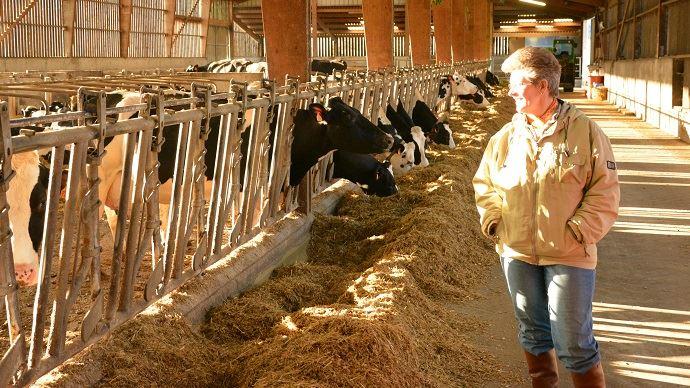Les femmes agricultrices ont pu avoir le statut de co-exploitante en 1980 seulement. (©TNC)