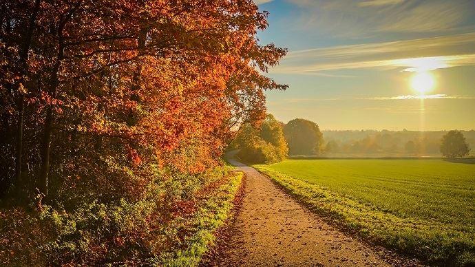La température moyenne mensuelle nationale en septembre atteint 18,1 degrés pour une normale de 17 degrés, soit un excédent de 1,1 degré.(©Pixabay)