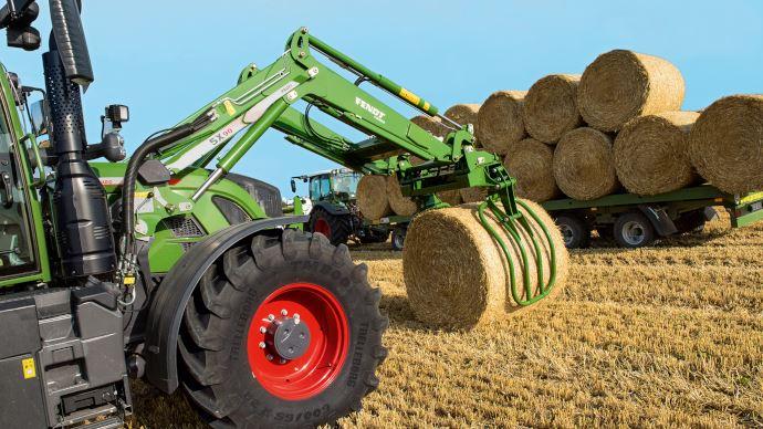 Le concept de commandes FendtOne entre en scène sur la série de tracteurs 700 Vario (©Fendt)
