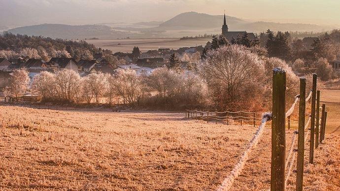 Les gelées matinales seront fréquentes sur la partie nord, nord-est du pays dès ce week-end. (©Pixabay)