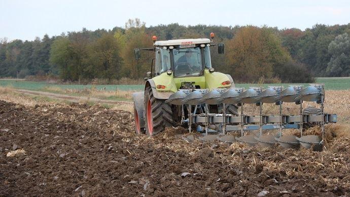 Labourer ou non? Une question remise en avant cette campagne pour les semis d'automne avec les conditions très humides. (©TNC)