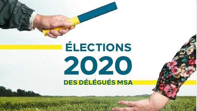 Élections MSA: jusqu'au 19 novembre pour être candidat (©MSA)