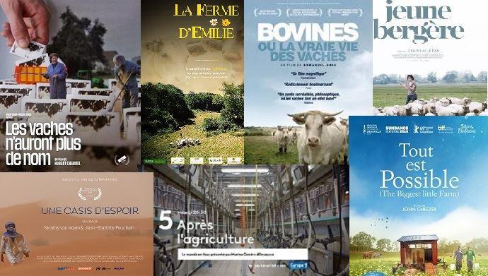 Le Mois du film documentaire offre un patchwork de films sur l'agriculture. (©DR)