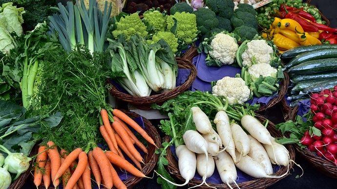 57% des fruits bio vendus en grande surface étaient importés et 23% des légumesselon l'Agence bio. (©Pixabay)
