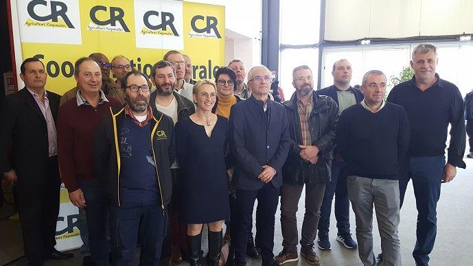 Au sein des membres du comité directeur de la Coordination rurale, près de la moitié des membres entament leur premier mandat. (©TNC)