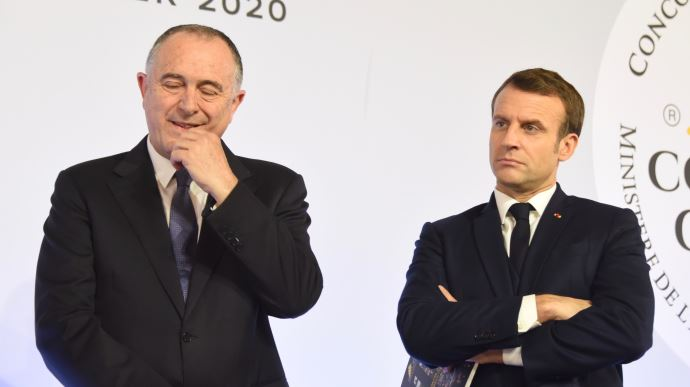 S'il veut rester ministre de l'agriculture, Didier Guillaume doit se mettre d'accord avec Jean-Baptiste Lemoyne (©TNC)