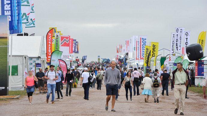 En 2020, Innov-Agri se déroulera les 8, 9 et 10 septembre à Outarville (Loiret). (©Innov-Agri)