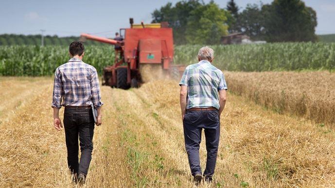 Aujourd'hui, deux tiers des agriculteurs retraités ne sont pas au niveau de la réforme universelle, explique Didier Guillaume. (©Budimir Jevtic/Fotolia)