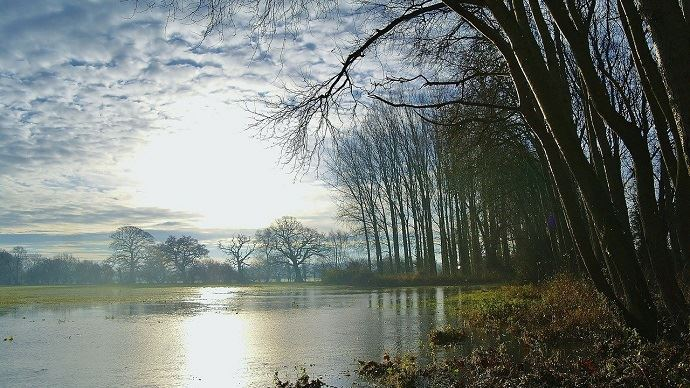 64% des communes sont concernées par un risque inondation. (©Pixabay)