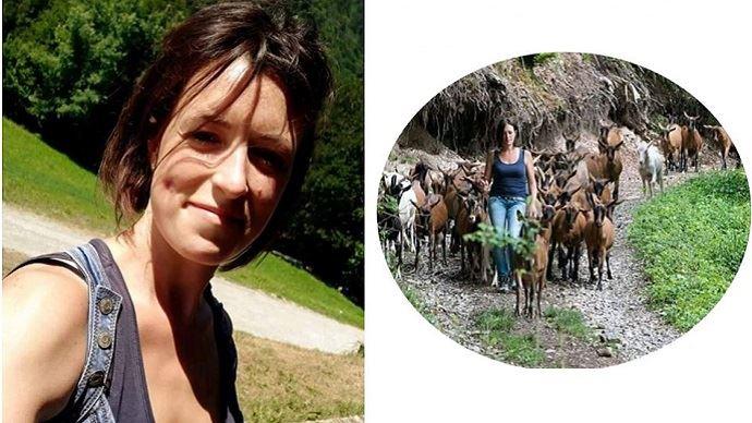 Noémie, éleveuse de chèvres en Haute-Savoie, est la nouvelle Miss agri (©Concours miss et mister France Agricole)