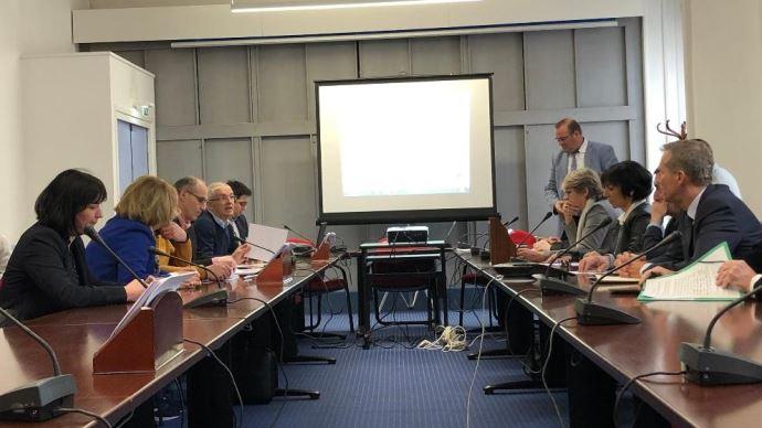 La Coordination rurale a sensibilisé une vingtaine de députés à l'importance de faire appliquer l'article 44 de la loi Égalim. (©TNC)