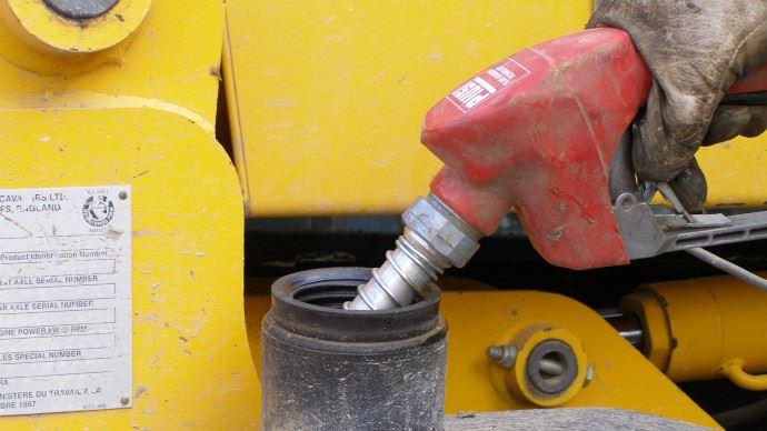 Le taux réduit du GNR sera compensé par la création d'un carburant agricole. (©TNC)