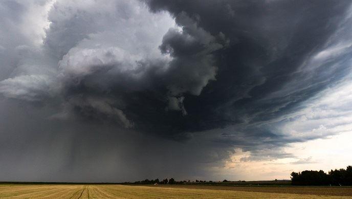 La tempête Dennis devrait apporter beaucoup de pluie sur le nord de la France. (©Pixabay)