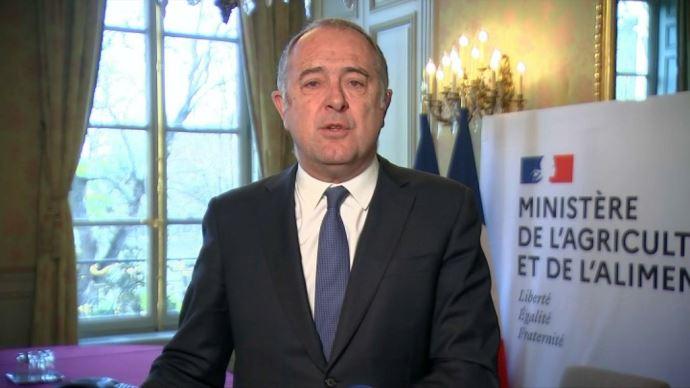 L'agriculture manque de bras: Didier Guillaume a lui aussi appelé les travailleurs sans activité à cause de la pandémie à aider les agriculteurs (©BFMTV)