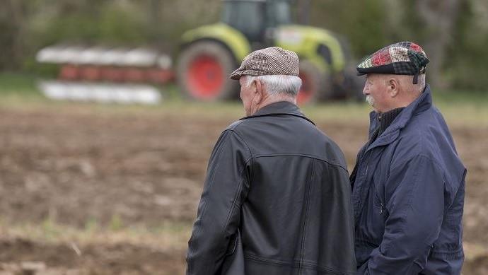Tous les syndicats agricoles demandent la revalorisation des petites retraites à 85% du Smic. (©TNC)