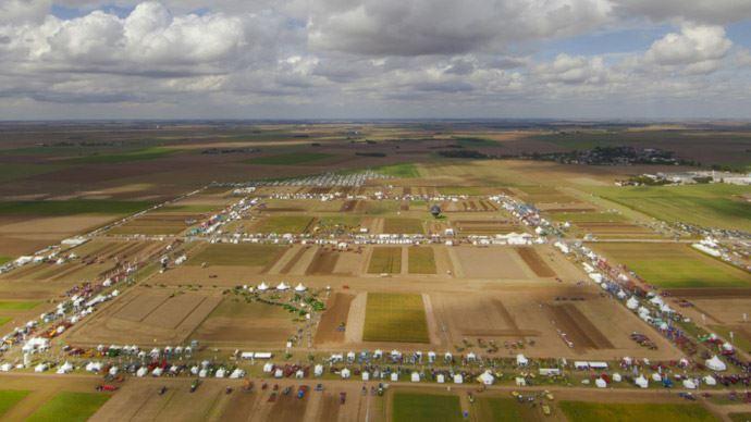 L'édition d'Innov-Agri 2020 aura bien lieu les 8, 9 et 10 septembre. (©Innov-Agri)