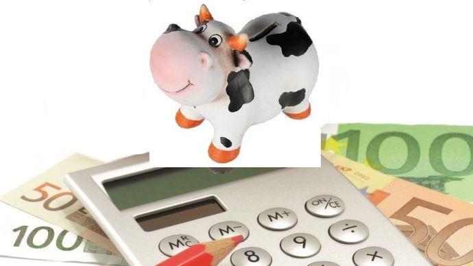 L'étude du CER France vise à évaluer leniveau de capitalisation chez les jeunes producteurs de lait.(©Fotolia // Création TNC)