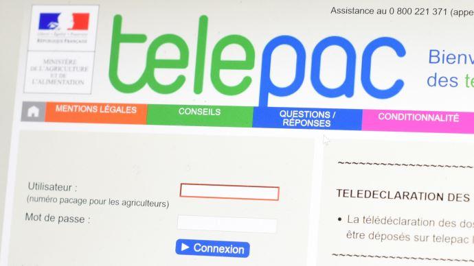 Les exploitants ont désormais jusqu'au 15 juin pour faire leur déclaration Pac en ligne (©TNC)
