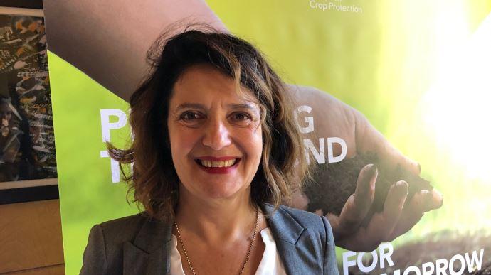 La députée européenne Irène Tolleret estime que la crise actuelle doit inciter l'UE à mettre en place une politique alimentaire plus poussée. (©TNC)
