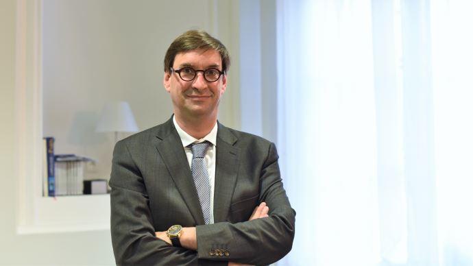 Sébastien Windsor, président de l'APCA, détaille les propositions des chambres d'agriculture pour l'après crise (©TNC)
