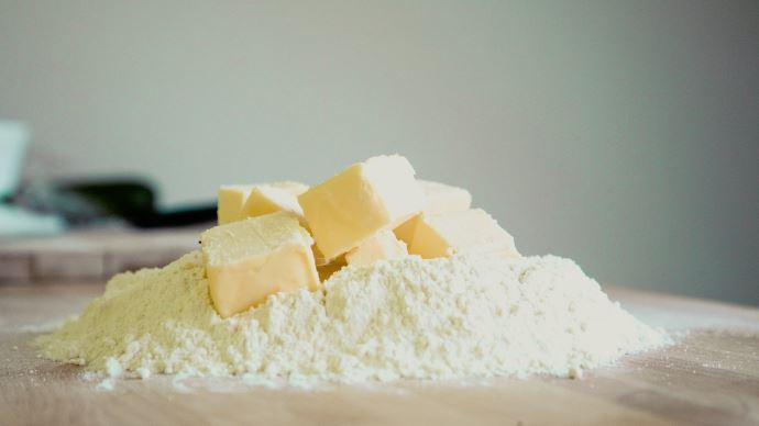 Il n'y a pas de pénurie de farine en France, rappelle l'ANMF. (©Pixabay)