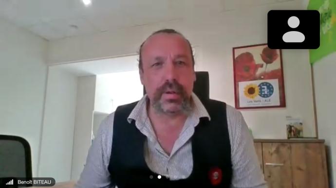 Pour le député européen Benoît Biteau (EELV), les objectifs de la stratégie