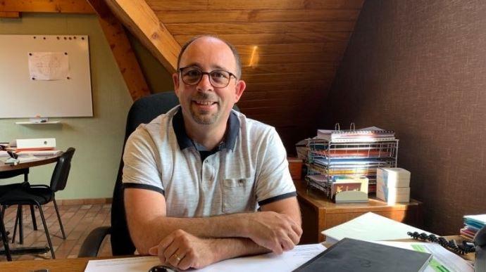 Arnaud Clément, directeur de la coopérative agricole de Milly-sur-Thérain. (©Terre-net Media)