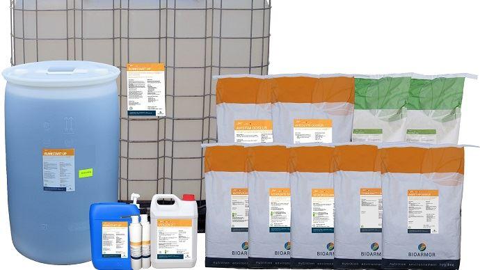BioArmor présente ses nouveautés produits multi-espèces. (©BioArmor)