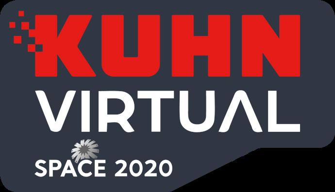 Kuhn va faire vivre son stand virtuel du Space du 14 au 18 septembre. (©Kuhn)