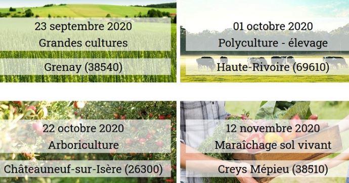 Retrouvez le programme complet de ces journées sur le site web dédié Cap Agroéco. (©Cap Agroeco)